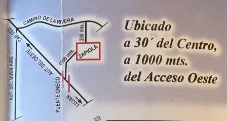Foto Terreno en Venta en  Paso Del Rey,  Moreno  ZAPIOLA entre destugues y