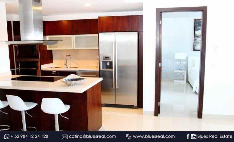 Picture Apartment in Sale in  Solidaridad ,  Quintana Roo  For sale Penthouse in Mareazul | Blues Real | Code 236