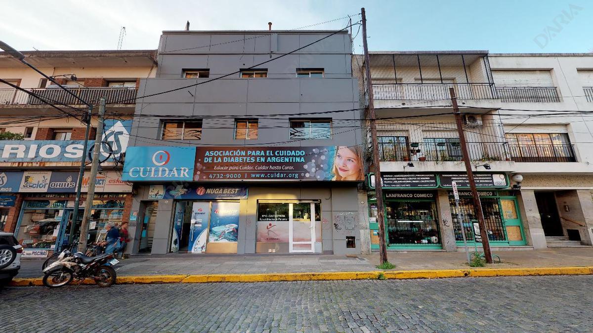 Foto Oficina en Alquiler en  Barrio San Isidro,  San Isidro  Leandro N. Alem  y centenario