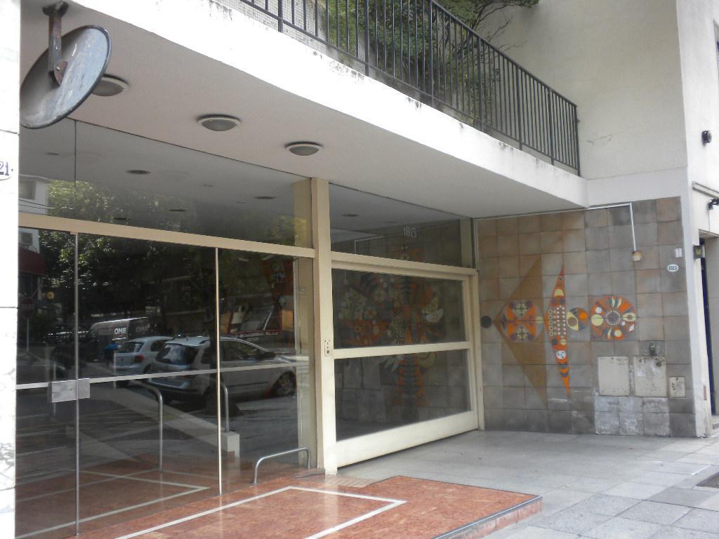 Foto Departamento en Alquiler en  Barrio Norte ,  Capital Federal  Agüero 1815 15º B