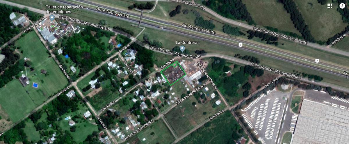 Foto Local en Alquiler | Venta en  General Rodriguez ,  G.B.A. Zona Oeste  San Pedro y Acceso Oeste Colectora Sur km53