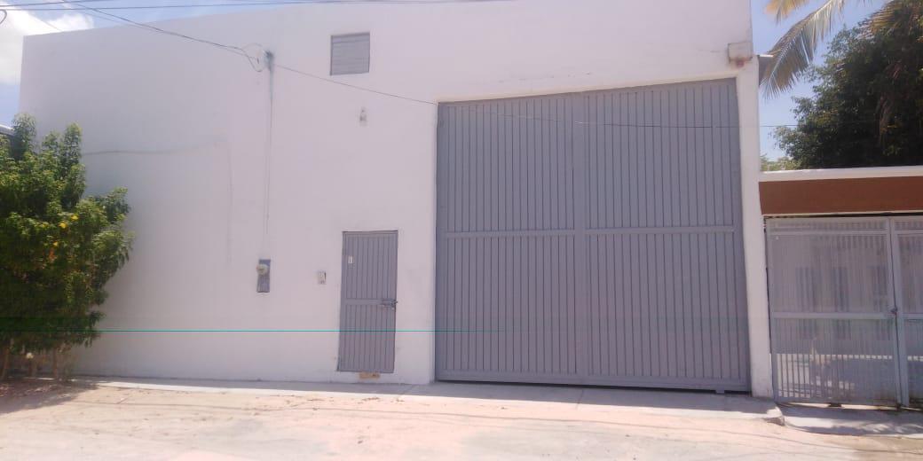 Foto Bodega Industrial en Renta en  Los Olivos,  La Paz  BODEGA BRAVO