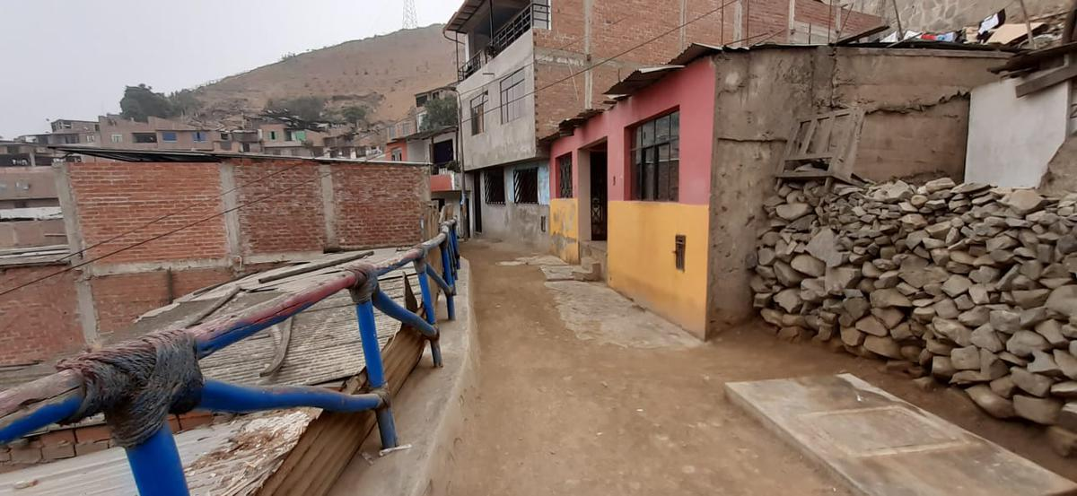 Foto Terreno en Venta en  Independencia,  Lima  Pasaje VIRGEN DEL CARMEN