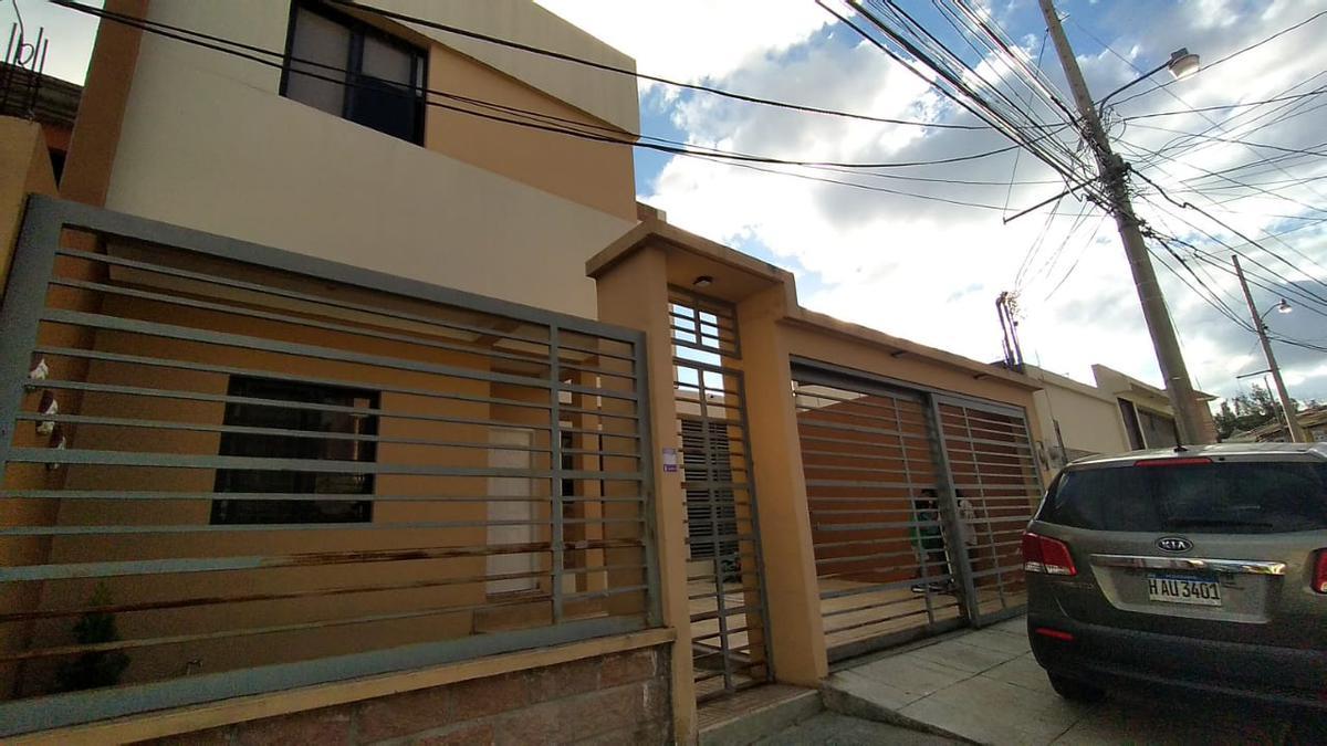 Foto Casa en Venta en  Miraflores,  Tegucigalpa   Casa Residencial en Circuito Cerrado Miraflores, Tegucigalpa