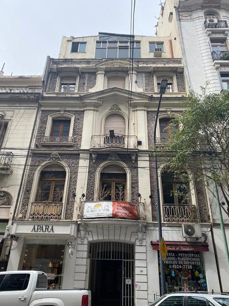 Foto Oficina en Alquiler en  Recoleta ,  Capital Federal  URIBURU  al 1200