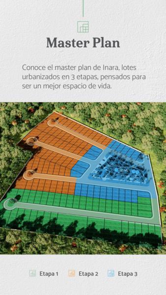 Foto Terreno en Venta en  Pueblo Cholul,  Mérida  Terreno Residencial Inara,Lote 113,(393m2)
