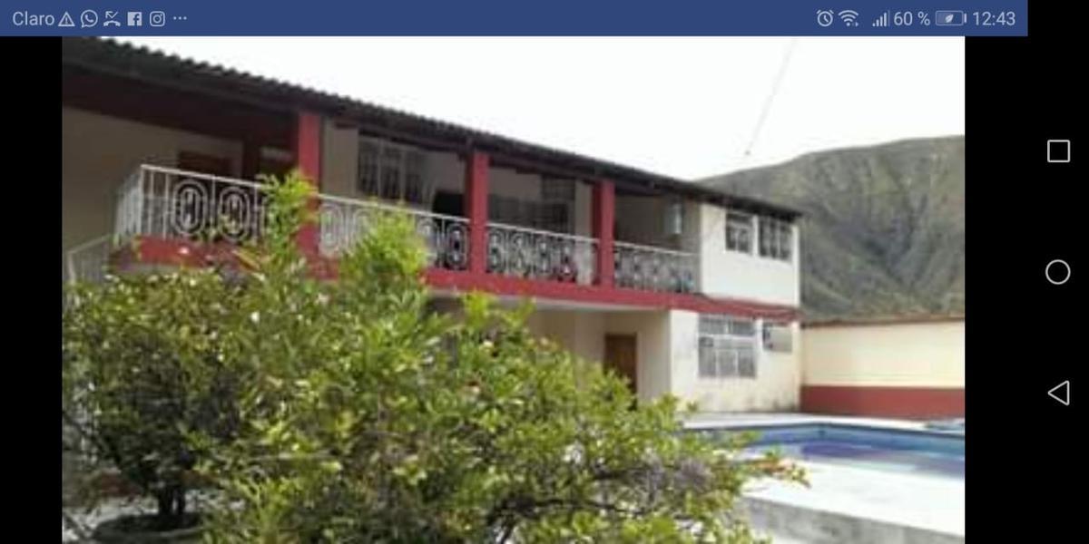 Foto Casa en Venta en  Ibarra ,  Imbabura  Ambuqui Hostería Oasis Imbabura