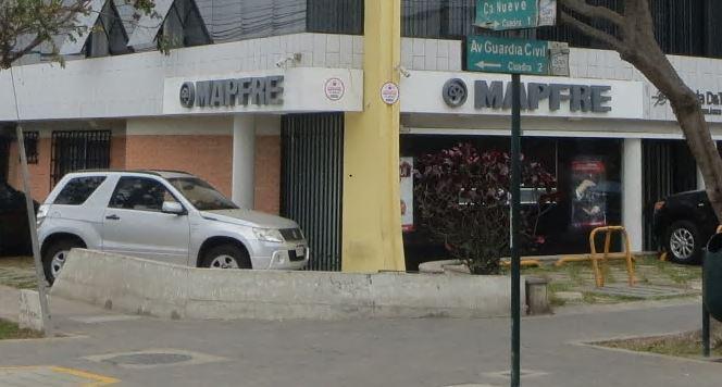 Foto Local en Alquiler en  San Isidro,  Lima  Avenida Guardia Civil