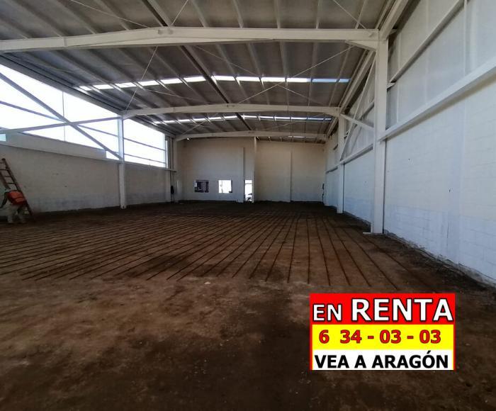 Foto Bodega Industrial en Renta en  La Mesa,  Tijuana  RENTAMOS EXCELENTE BODEGA 550 MT2 NUEVA ALTURA INDUSTRIAL