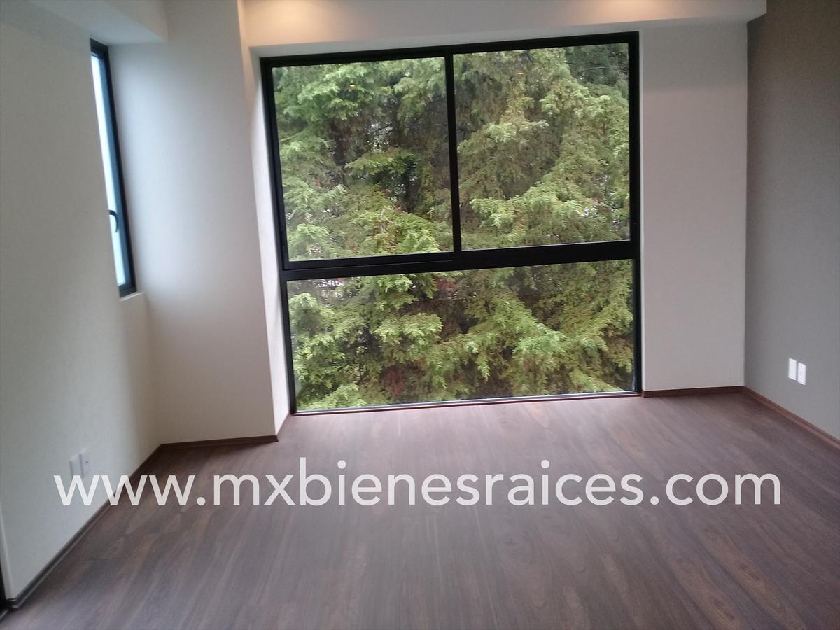 Foto Departamento en Renta en  Tetelpan,  Alvaro Obregón    Lindo departamento en Av. Desierto de los leones