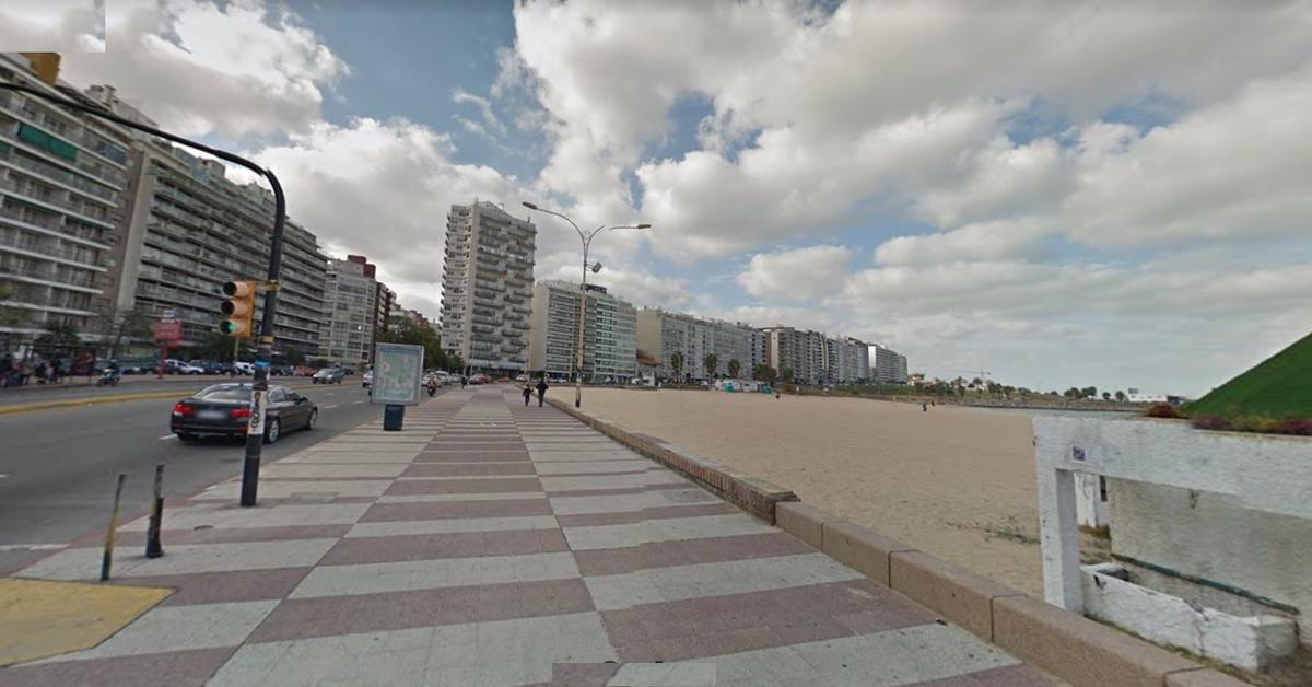 Foto Terreno en Venta en  Pocitos ,  Montevideo  A menos de 200 metros de la Rambla de Pocitos