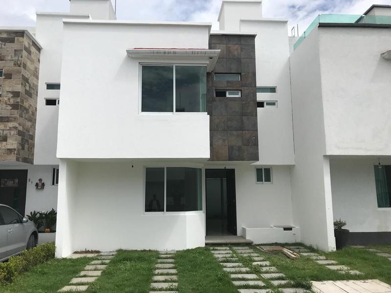 Foto Casa en condominio en Venta en  Guadalupe Victoria,  Otzolotepec  CASA NUEVA  EN VENTA,  FEMEXFUT, TOLUCA