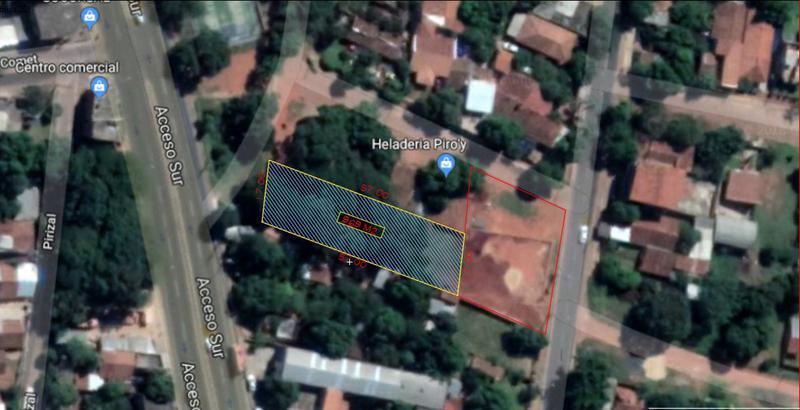 Foto Terreno en Venta en  Ñemby ,  Central  Zona Acceso Sur
