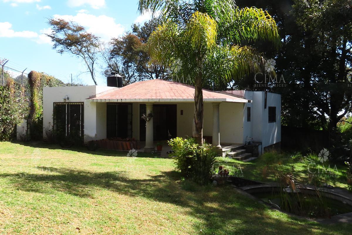 Foto Casa en Venta en  Fraccionamiento Huertas de San Pedro,  Huitzilac  VENTA RENTA CASA DE UN SOLO NIVEL - V173