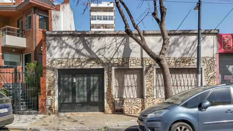 Foto Terreno en Venta en  Almagro ,  Capital Federal  Bogado 4424