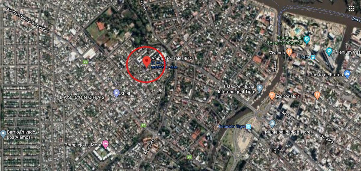 Departamento - Tigre-1