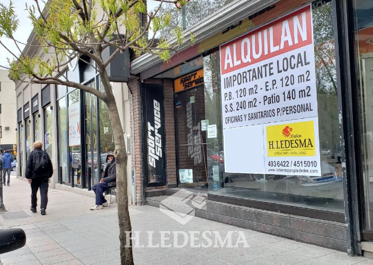 Foto Local en Alquiler en  Centro,  Mar Del Plata  SAN LUIS 1600