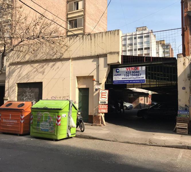 Foto Terreno en Venta en  Centro,  Rosario  España  500