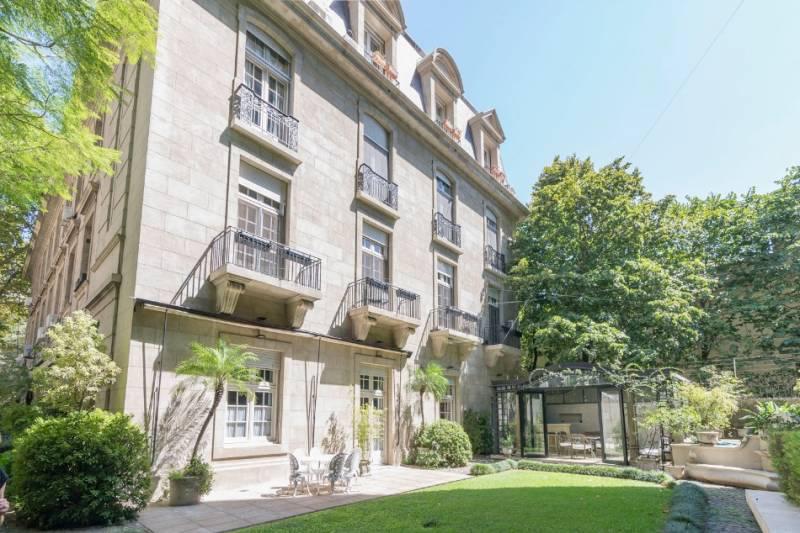 Foto Departamento en Venta | Alquiler en  Recoleta ,  Capital Federal  Posadas al 1600