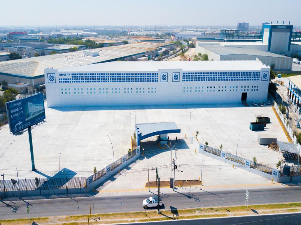 Foto Nave Industrial en Renta en  Apodaca ,  Nuevo León   Av. Concordia -  Apodaca