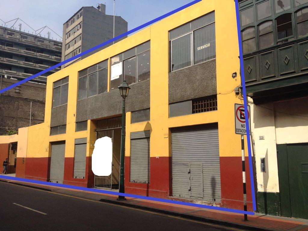 Foto Terreno en Venta en  Cercado de Lima,  Lima  Jiron CALLAO