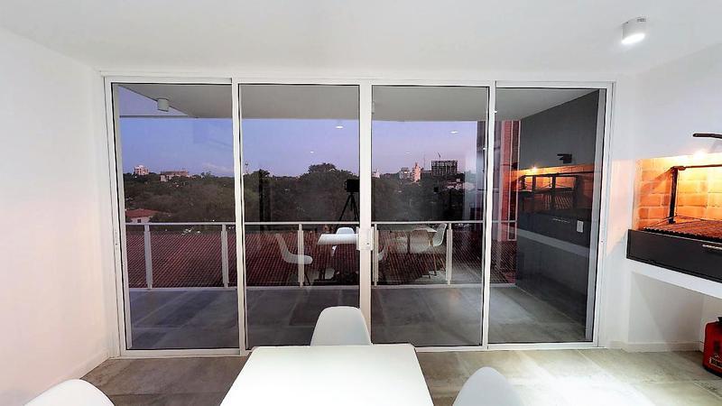 Foto Departamento en Alquiler en  Las Mercedes,  San Roque  Zona Las Mercedes, Departamento 402 amoblado