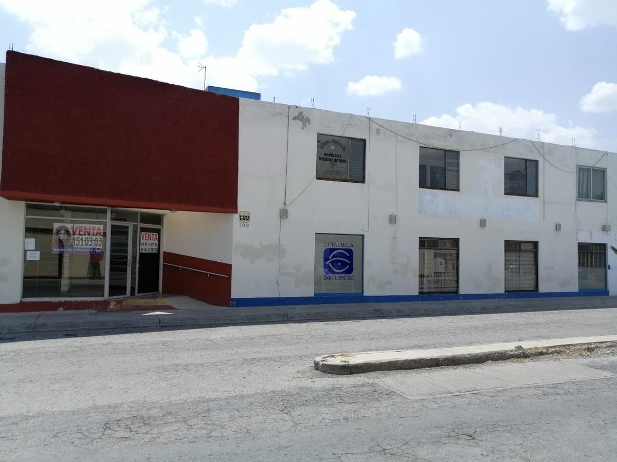 Foto Oficina en Venta en  San Luis Potosí ,  San luis Potosí  CONSULTORIO U OFICINA EN VENTA FRENTE AL HOSPITAL ANGELES, SAN LUIS POTOSI