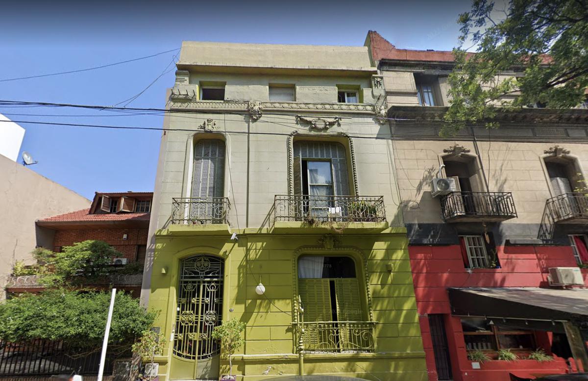 Foto Casa en Alquiler en  Palermo ,  Capital Federal  Guatemala al 4700