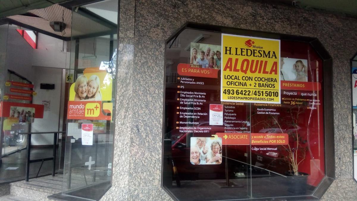 Foto Local en Alquiler en  Microcentro,  Mar Del Plata  JUJUY esq RIVADAVIA