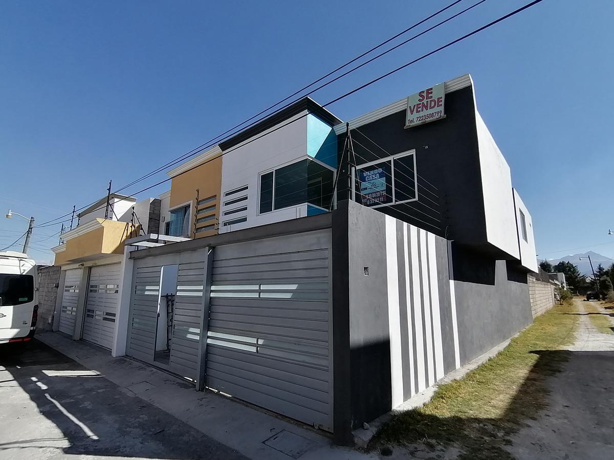 Foto Casa en Venta en  San Antonio Buenavista,  Toluca  HERMOSA CASA EN VENTA ,BARBABOSA, Calle Virreyes, SAN ANTONIO BUENAVISTA