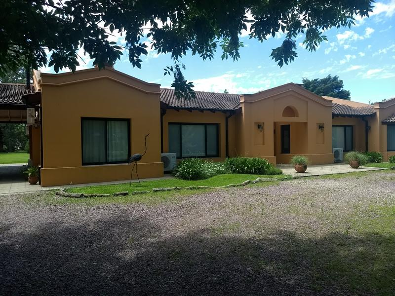 Foto Casa en Alquiler | Alquiler temporario en  Chacras Open Door,  Countries/B.Cerrado (Lujan)  Oportunidad en temporada ,Casa en Chacras de Open Door