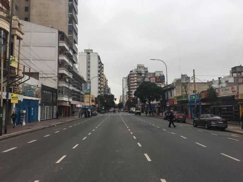 Foto Local en Alquiler en  Chacarita ,  Capital Federal  CORRIENTES al 6000