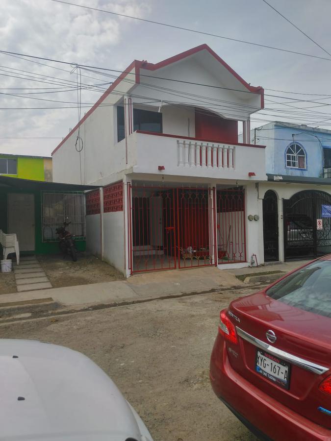 Foto Casa en Venta en  Fraccionamiento Campo Real,  Tuxpan  CASA EN VENTA EN FRACCIONAMIENTO