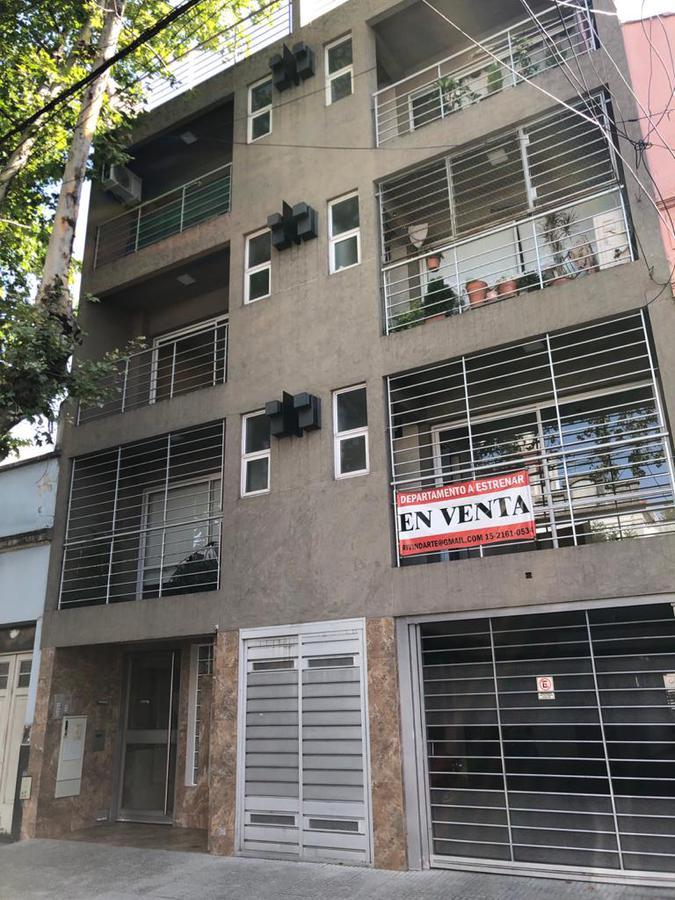 "Foto Departamento en Alquiler en  Flores ,  Capital Federal  Rivera Indarte 673, 1° ""2"""
