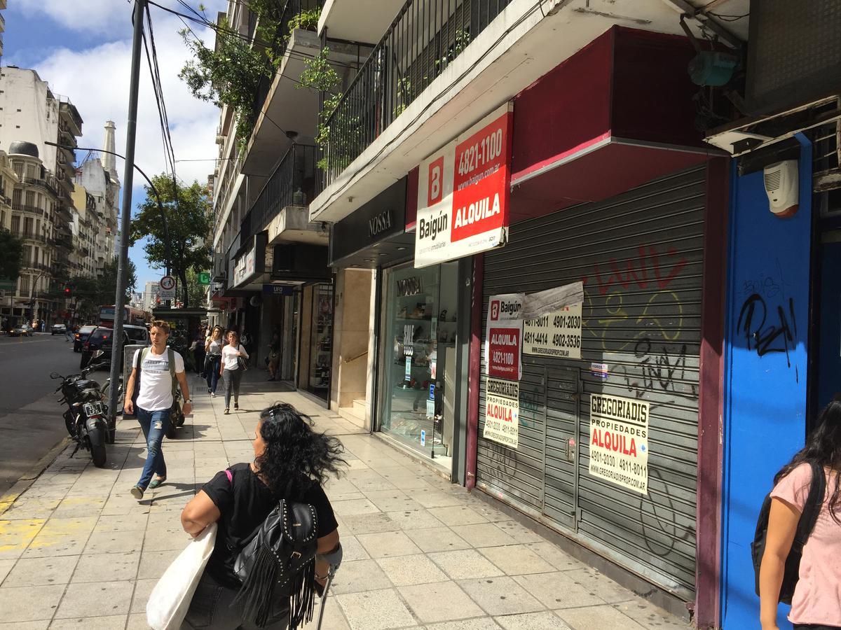 Foto Local en Alquiler en  Recoleta ,  Capital Federal  Av. Santa Fe y Riobamba