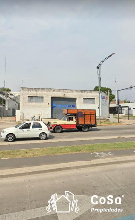 Foto Galpón en Venta en  Triangulo,  Rosario  Presidente Perón 5284