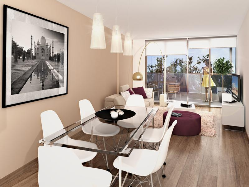 Foto Departamento en Venta en  Villa Biarritz ,  Montevideo  Estrene. Amplia unidad con terraza, piso 7