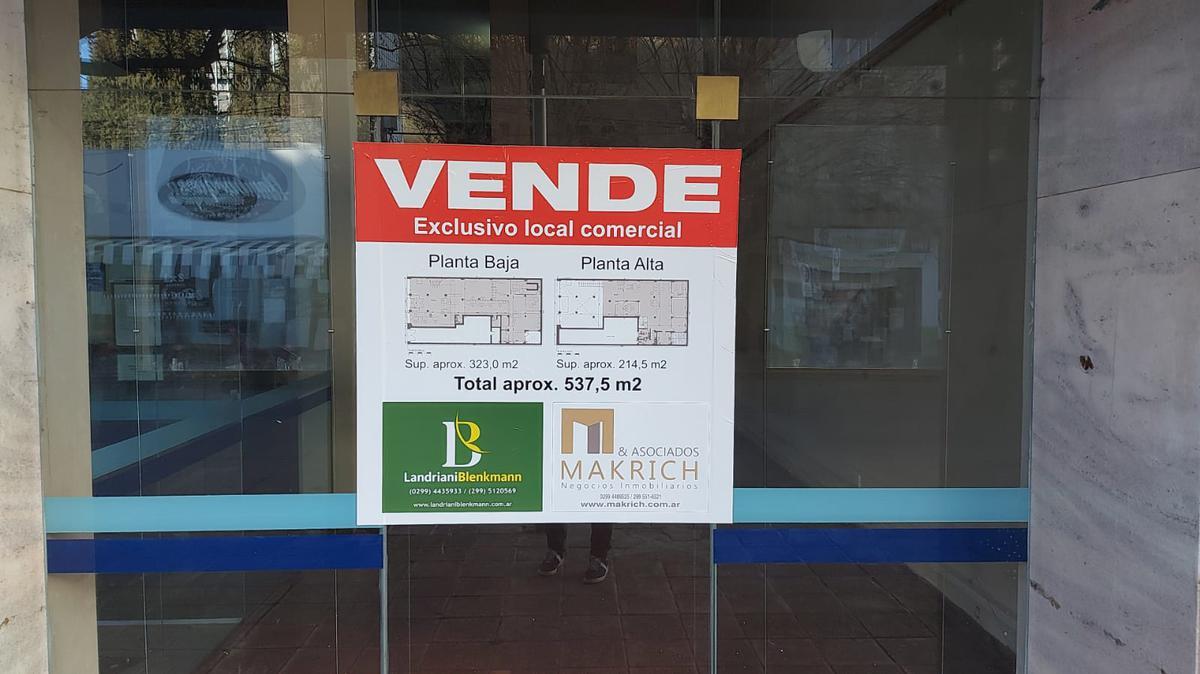 Foto Local en Venta en  Área Centro Oeste,  Capital  Rivadavia Nº 84