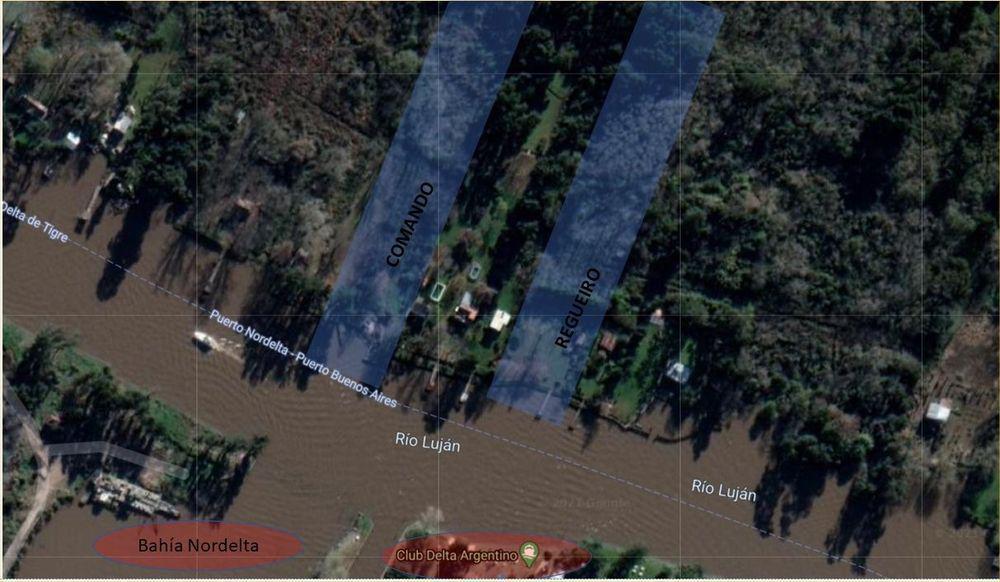 Foto Terreno en Venta en  Lujan,  Zona Delta Tigre  Rio Lujan La Yi Yi