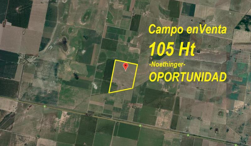 Foto Campo en Venta en  Noetinger,  Union  Campo en Venta - Oportunidad .  Cerca de Noethinger
