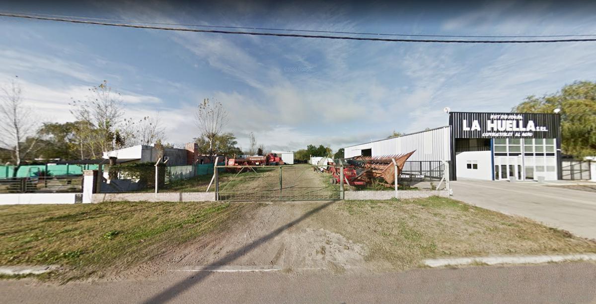 Foto Terreno en Venta en  General Pico,  Maraco  Calle 308 e/ 301 y 303