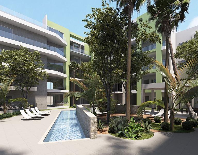 Foto Casa en Venta en  Playa del Carmen Centro,  Solidaridad  DEPARTAMENTO PH PLAYA DEL CARMEN