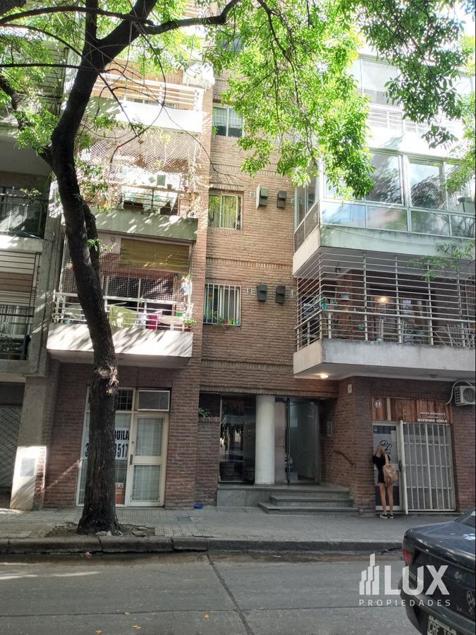 Alquiler Departamento Dos dormitorios- Frente - Barrio Martin