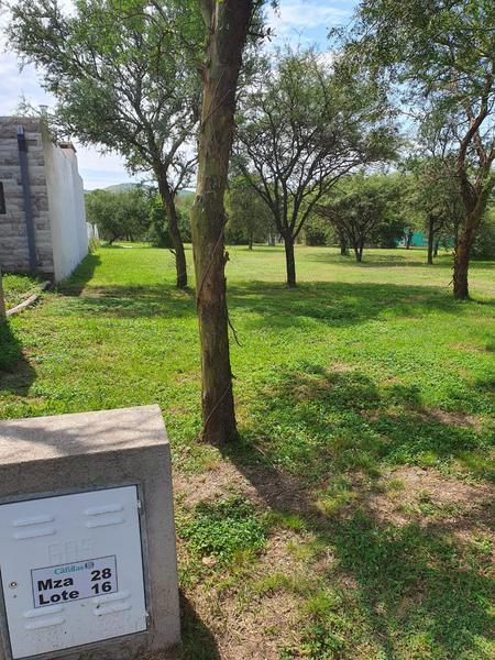 """Foto Terreno en Venta en  Villa Sierras De Oro,  Santa Maria  Lote 16 de la Manzana 28, del barrio """"Las Cañitas Barrio Privado"""