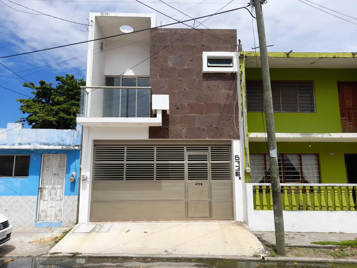 Foto Casa en Venta en  Nueva Era,  Boca del Río  CASA EN VENTA PARA ESTRENAR COLONIA NUEVA ERA BOCA DEL RÍO VERACRUZ
