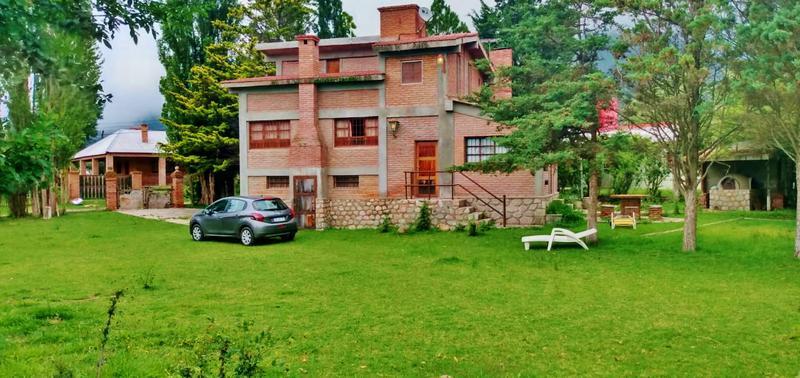 Foto Casa en Venta en  Tafi Del Valle ,  Tucumán  VENTA CASA EL MOLLAR 3 DORM, 2 BAÑOS,  GARAGE, ASADOR, QUINCHO