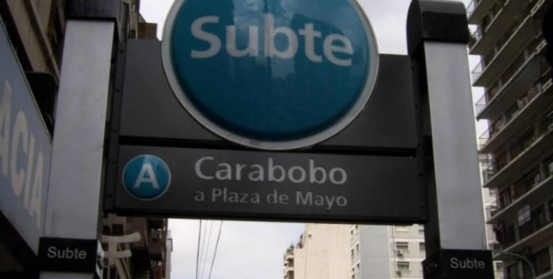 Foto Departamento en Alquiler temporario en  Caballito ,  Capital Federal  Boyaca 25