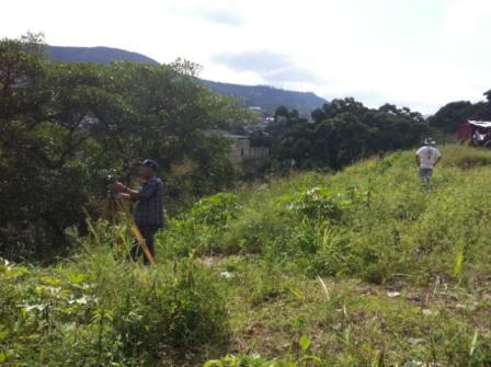 Foto Campo en Venta en  Loarque,  Tegucigalpa  TERRENO COMERCIAL COL. LOARQUE