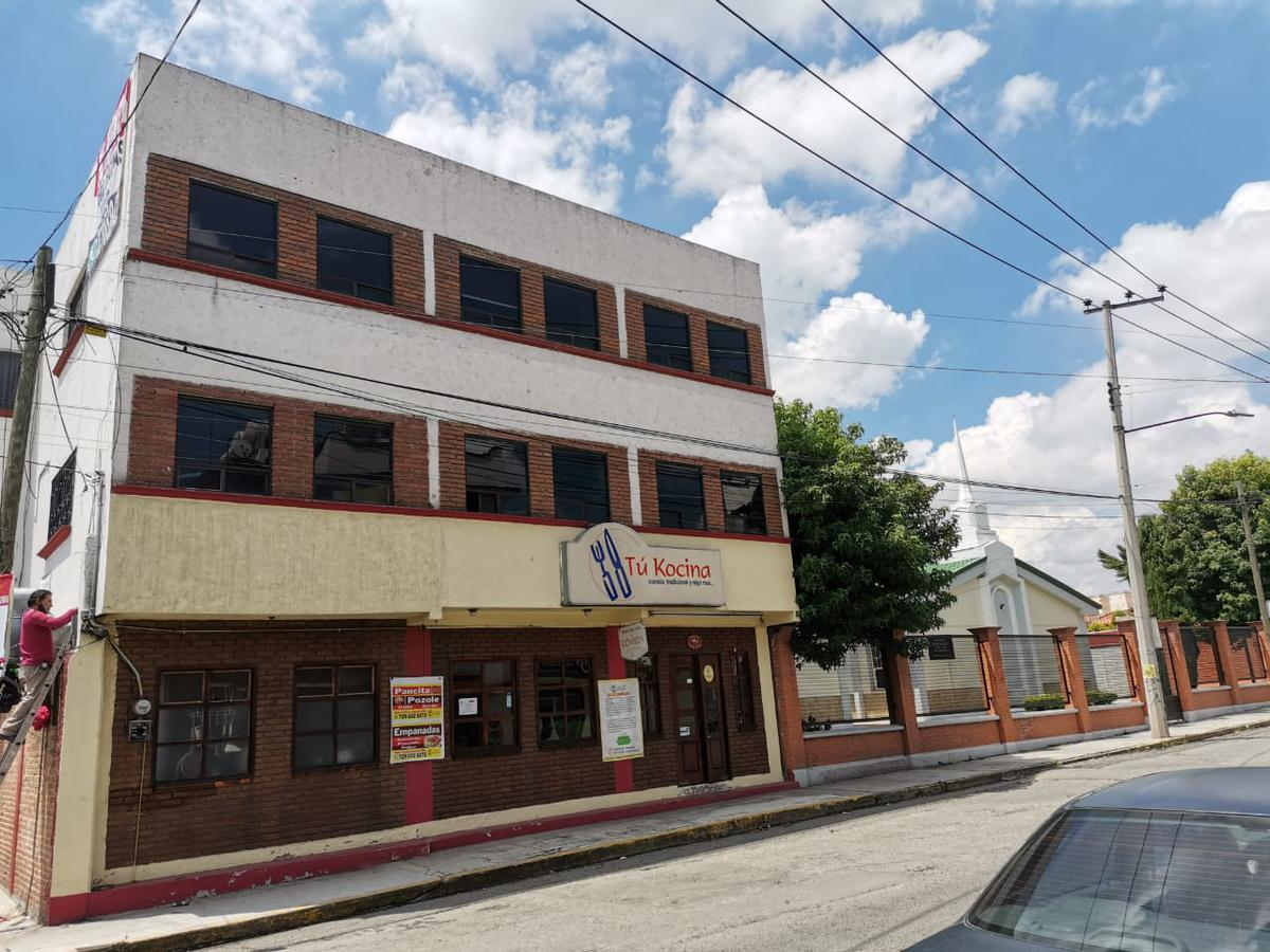 Foto Oficina en Renta en  San Francisco Coaxusco,  Metepec  Oficina en Renta 3er piso Colonia Ceboruco Metepec Edo. Mex.