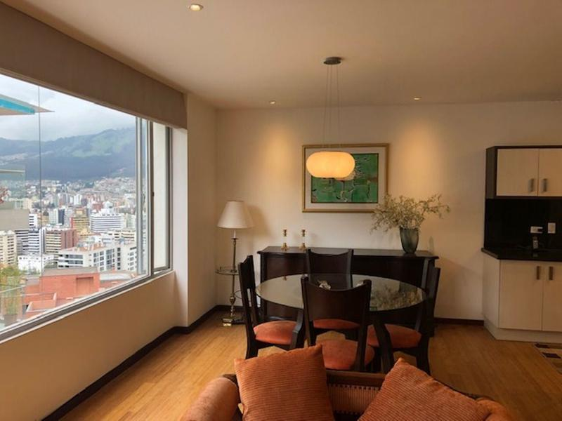 Foto Departamento en Alquiler en  González Suárez,  Quito  González Suárez, hermoso, amoblado, 2 dormitorios, $1.100